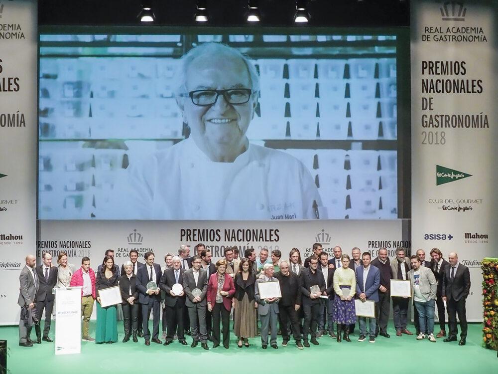 premios-nacionales-gastronomia-mesa-habla-juan-mari-arzak