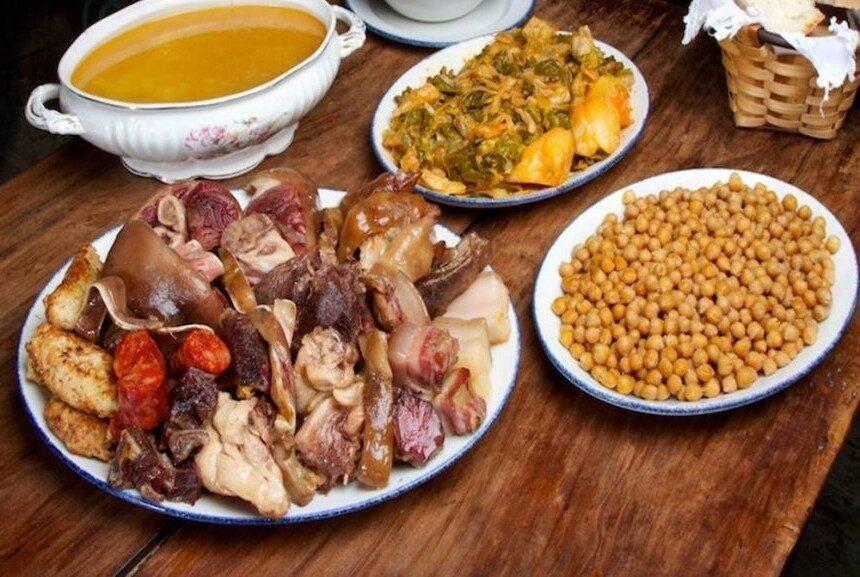 mesa-habla-cocido-maragato