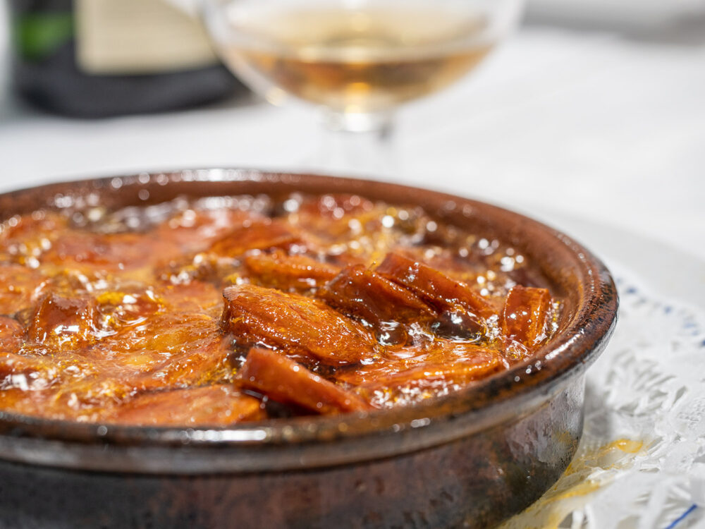 mesa-habla-restaurante-segoviano-madrid-chorizo