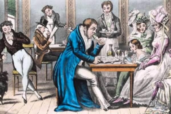 mesa-habla-postre-helado-medieval