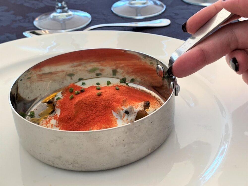 mesa-habla-hotel-palacete-ochava-verduras-baja-temperatura-tomate-liofilizado