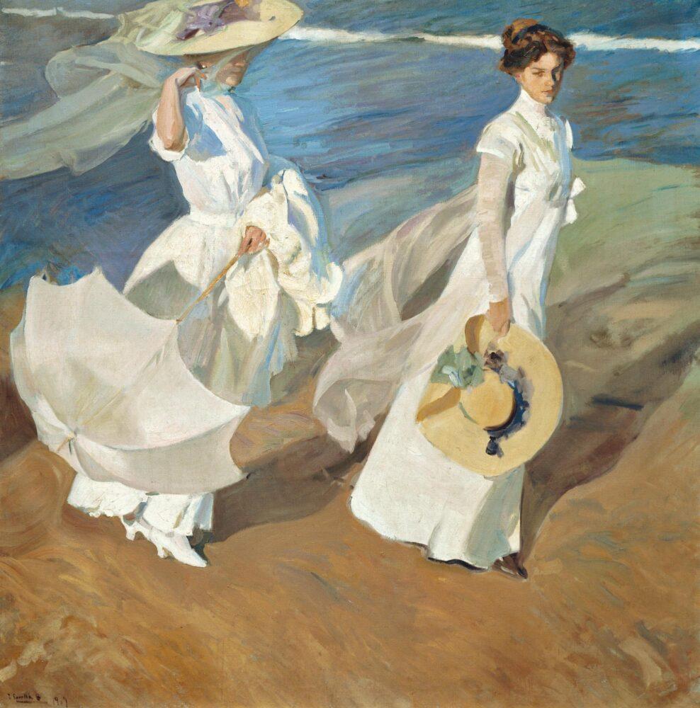 mesa-habla-sorolla-paseo-orillas-mar