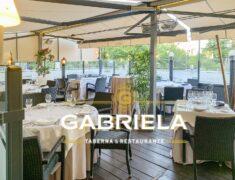 Gabriela Taberna, cocina cuidada en un ambiente desenfadado